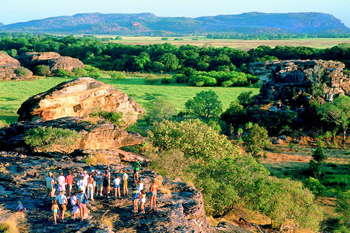Ubirr Rock Art Kakadu